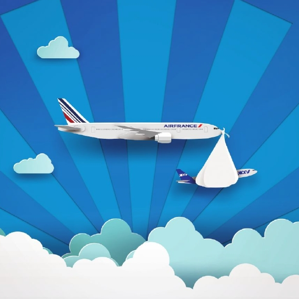 Air France Marrakesh