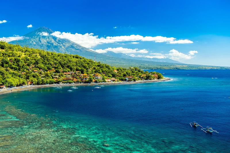 Bali tengerpartja